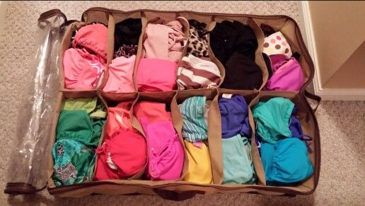 How To Organize Bathing Suits (Step-By-Step Guide)
