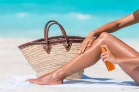 How To Get Tanning Oil Out Of Bathing Suit